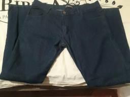 Calça jeans masc. tam. 46