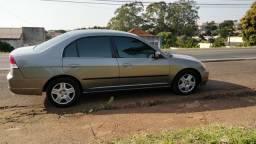 Honda civic 2002(aceito propostas e trocas) - 2002