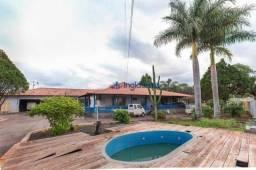 Chácara com 2 dormitórios à venda, 3055 m² por R$ 2.800.000,00 - Jardim Morumbi - Londrina