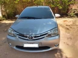 Etios Sedan XLS - ÚNICO DONO - 2015