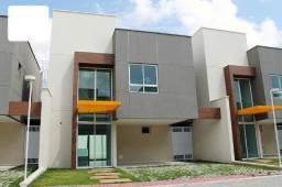 Casa Duplex em condomínio no Eusébio / 135m² / 03 suítes / 02 vagas - CA0539