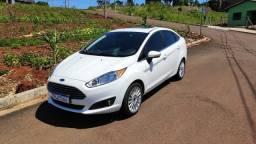New Fiesta Sedan Titanium Plus 1.6 Flex Automático 2017 - 2017