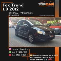 VW Fox Trend 1.0 2012 - 2012