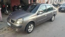 Renault Clio 2005 - Facilito a venda na promissória - 2005