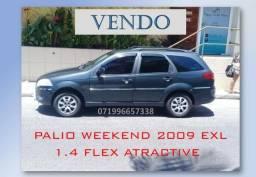 Fiat Palio Weekend 1.4 ELX Atractive 2009 - 2009