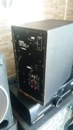 Sistema  Yamaha 5.1