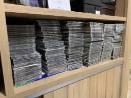 Coleção particular de CDs - 287 peças