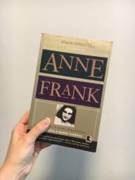 Livro O Diário de Anne Frank - Editora Record