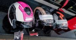 Motos Capacetes Honda