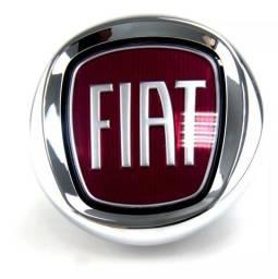 Emblema Maçaneta Da Tampa Traseira Fiat Strada
