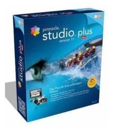 Chave Ativação Efeitos Placa Captura Pinnacle Studio Plus 11