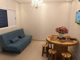 Apartamento mobiliado por temporada novinho em Cuiabá bem localizado