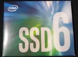 SSD Intel 660P Series 512GB Nvme