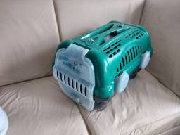 Caixa de transporte guabi cães e gatos