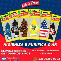Little Trees aromatizantes