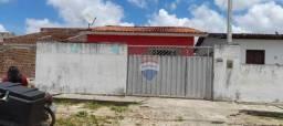 Casa com 2 dormitórios para alugar por R$ 500,00/mês - Heitel Santiago - Santa Rita/PB