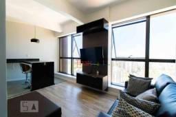 Residencial Moove com 01 quarto, duplex, mobiliado, nascente