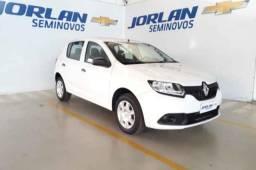 Renault Sandero Authentique 1.0 12V SCe (Flex)