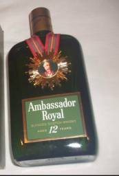 Whisky Ambassador Royal 12 anos