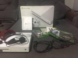 Xbox One S 1 TB Branco