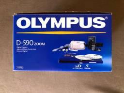 Máquina fotográfica - Olympus