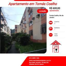 Apartamento 02 quartos em Tomas Coelho