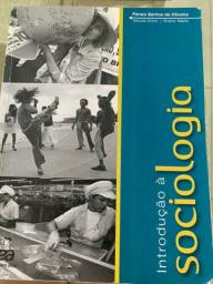 Livro sociólogia