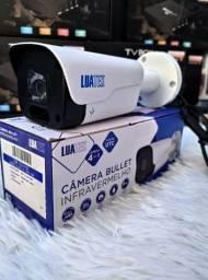 Câmera Full Hd 1080p Infra 30 Metros Luatek Lcm-2520