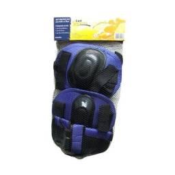 Kit Proteção para roller ou skate Bel