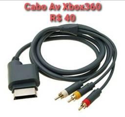 Cabo Av Xbox Xbox360