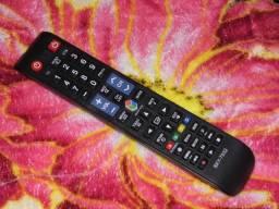 Tvs Smart Samsung controle remoto produto novo entregamos em Poa-rs
