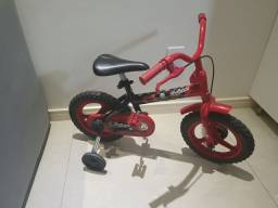 Bicicleta aro 12 Zigbim Caloi