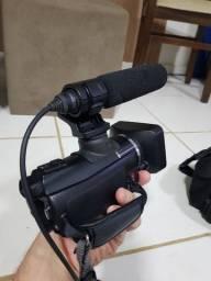 Filmadora sony hxr mc 50