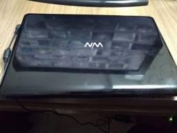 Notbook Win cce dual core 500 HD 4 memória revisado Win 10 leia