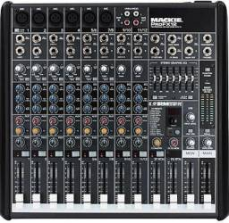 Mesa de Som - Mackie - ProFX12 - Semi-Novo