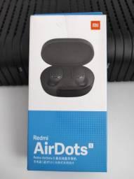 N-O-V-O , Redmi Air Dots S da Xiaomi. LACRADO com Garantia e Entrega hj