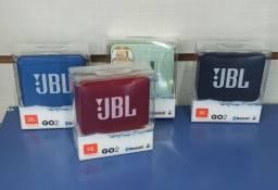 Caixa de som JBL GO 2 ORIGINAL
