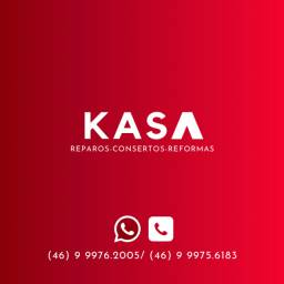 Kasa Reparos-Consertos-Reformas