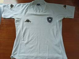 Camisa Botafogo Kappa Infantil - Entrego