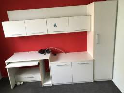 Bancada com armário