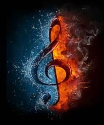 Aulas de Música (Instrumentos Musicais)