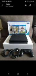 Vendo PS4 SLIM HD de 500 GB
