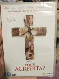 Dvd Você acredita?