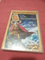 Dvd Os dez mandamentos