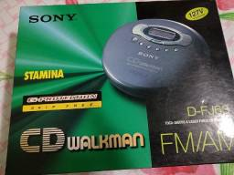 Walkman Sony D-FJ63