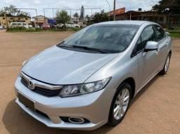 Honda Civic 2013 LXS manual ( Vendo a vista ou Financiado ) AC.Troca