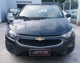 Chevrolet Onix LT 1.0 Cinza 2019