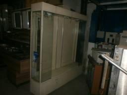 vitrine para loja - com portas de vidro de correr