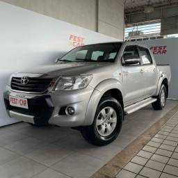 Título do anúncio: Toyota Hilux 4x2 SR 2014 Flex Aut *Carro Muito Novo (81) 9 9124.0560 Brenda