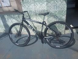 Título do anúncio: Bicicleta novinha